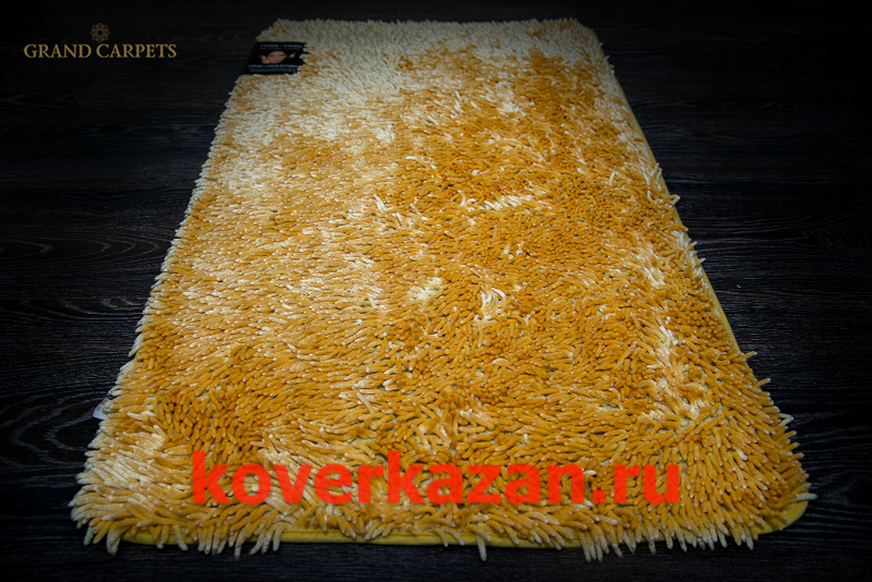 Bade teppiche 19419 yellow 60x100