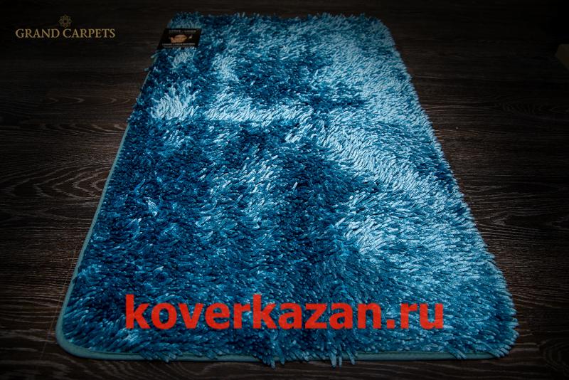 Bade teppiche 19419 blue 60x100